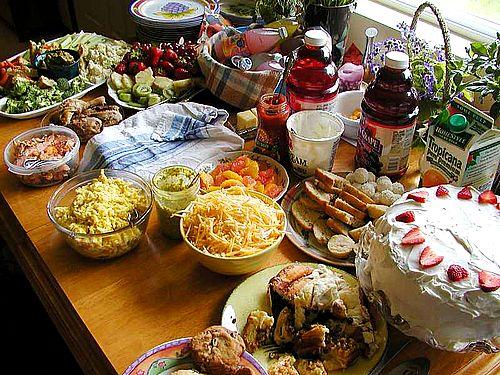 صورة اكل الطعام في المنام