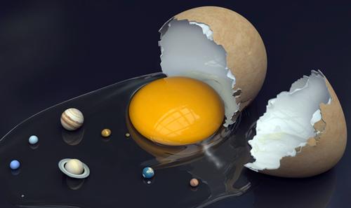 صورة تفسير الاحلام بيض