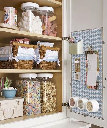 صورة كيف ارتب دولاب مطبخي بالصور , طريقة تنظيم مطبخك مثل العرائس