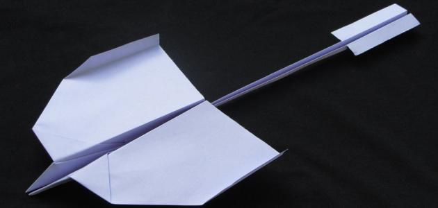 طريقة صنع طائره و رقية
