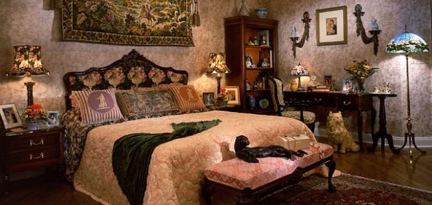صورة ترتيب غرف النوم , افكار راقية لترتيب اوض النوم