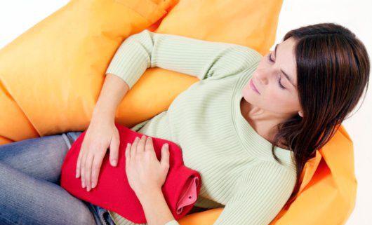 صورة الزنجبيل اثناء الدورة الشهرية , مشروبات تخلصك من لتقلصات المعدة