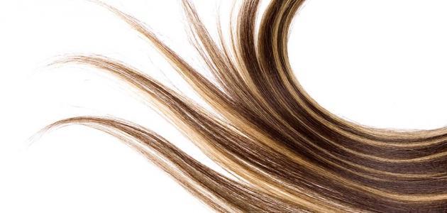 صورة تفسير سقوط الشعر