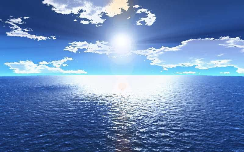 صور تفسير رؤية البحر في المنام ابن سيرين