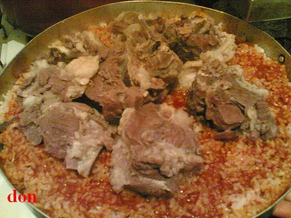 صورة الفته المصريه , اطعم طبق فته هتكلي مصري اصيل