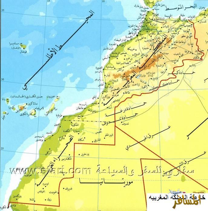 صورة اسماء الهضاب بالمغرب , تفاصيل كاملة عن عدد الهضاب الموجودة بالمغرب العربي