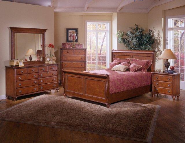 صورة غرف نوم لون بني فاتح , اللون الشهير لمعظم الدكورات
