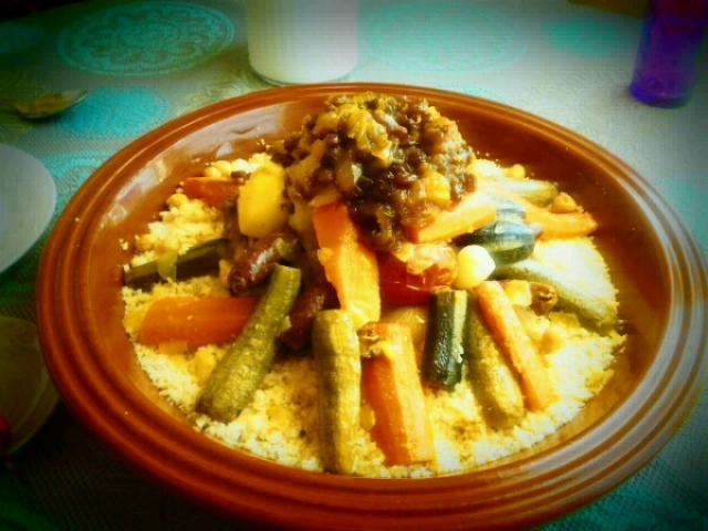 صور الكسكس المغربي , حضري انجح طبق كسكسي مغربي
