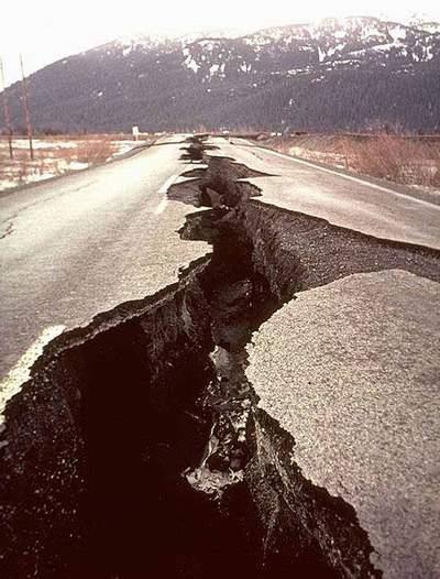 صورة بحث الزلازل , كم تبلغ قوة الزلازل عند ضرب المناطق السكنية