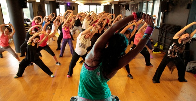 صورة تمارين زومبا , اسلوب جديد في الرياضة سترحبي به جدا لتخسيس وزنك