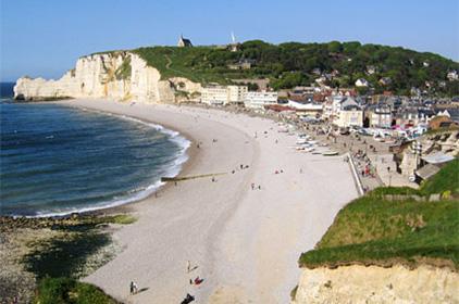 صورة اجمل شواطئ فرنسا , هتتجنن وتروح هالشاطي الجميل