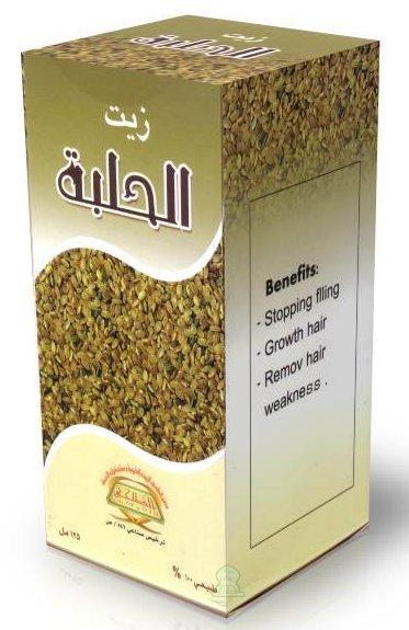 صورة فوائد زيت الحلبه للشعر , مرطب طبيعي للشعر الجاف من زيت الحلبة