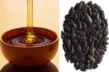 صورة فوائد الحبة السوداء مع العسل , علاج السعال طوال الشتاء طبيعيا