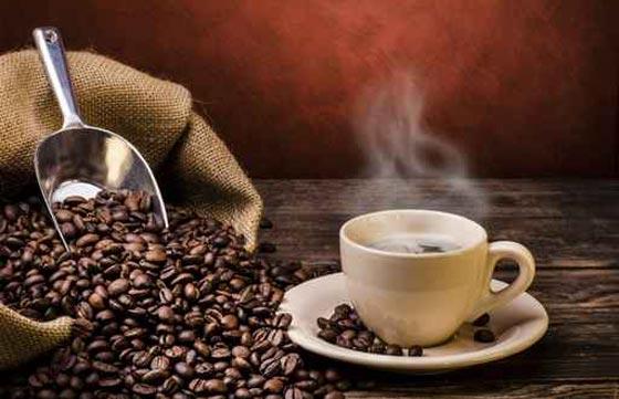صورة شرب القهوة في المنام