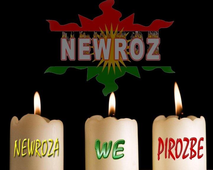 صورة عيد نيروز , نورزو المجيد احتفال الفرس والكرديين