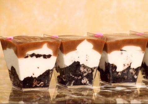 صورة حلويات كاسات سهله , واو عمايل اطعم واشهي حلوي باردة في ثواني