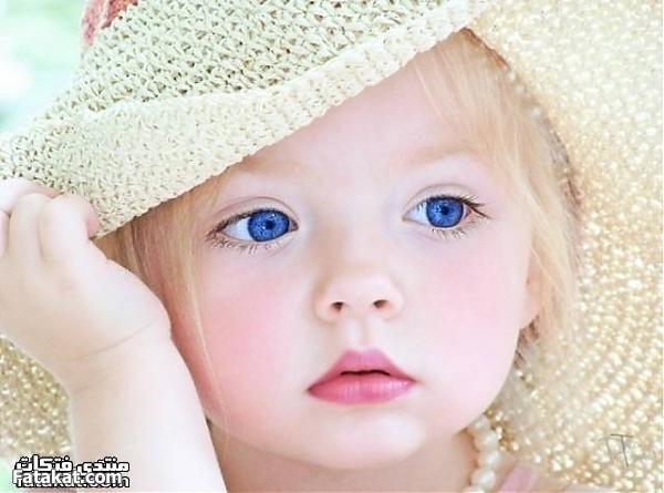 صورة اجمل بيبي في العالم , صور بيبهات مفيش جمال احلى من كده شفت