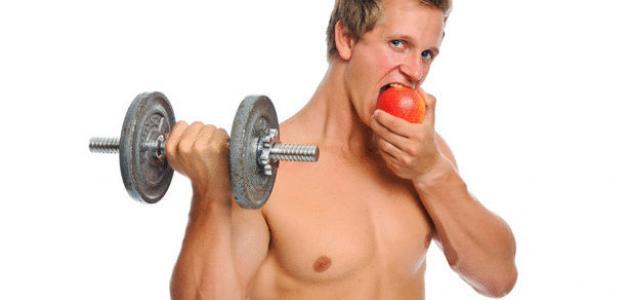 صورة بناء العضلات بشكل سريع , احسن تمارين يطلع عضالاتك بسرعة