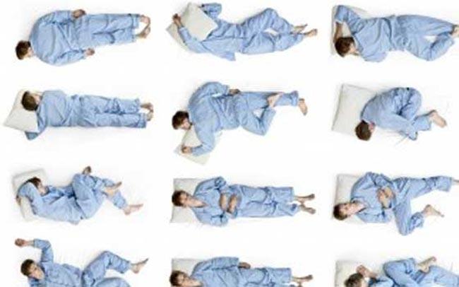 صورة اوضاع النوم بالصور , تعرف على لغة جسدك الليلية باي شكل تنام