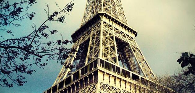 صورة طول برج ايفل , كم يبلغ طول برج ايفل ف باريس