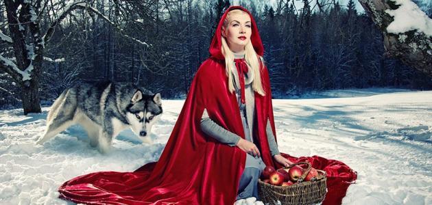 قصة ليلي و الذئب