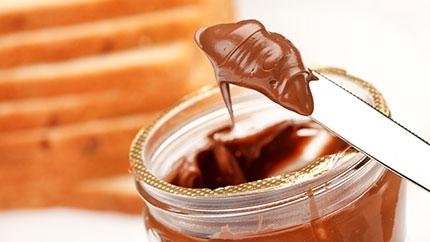 صورة تحضير شوكولا للدهن , اجمل و اسهل طريقة عمل شوكولاتة نوتيلا