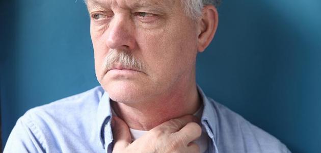 اعراض الغده الدرقية