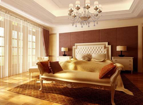 اجمل اصباغ و الوان غرف نوم مودرن بالصور