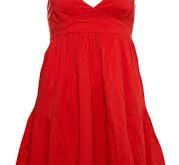 صورة تفسير حلم فستان احمر