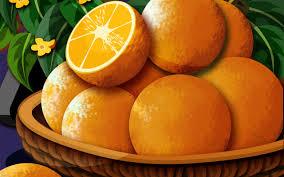 صورة تفسير حلم البرتقال