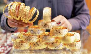صورة تفسير حلم بيع الذهب