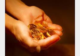 صورة ما تفسير حلم الذهب