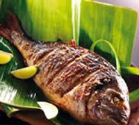 صورة تفسير حلم السمك المقلي