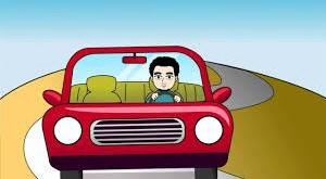 صورة تفسير حلم قيادة السيارة