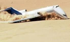 صورة تفسير حلم سقوط طائرة , تاويله لابن سيرين والنابلسي