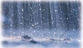 صورة تفسير حلم المطر الغزير