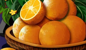 صورة تفسير حلم اكل البرتقال
