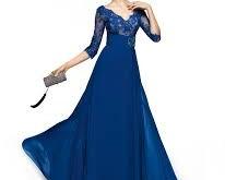 صور تفسير حلم الفستان الازرق , ارتداء القنادر في المنام