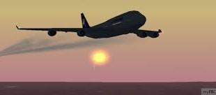 صور تفسير حلم السفر بالطائرة