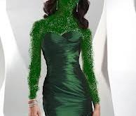 صورة تفسير حلم الفستان الاخضر