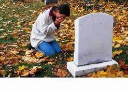 صورة تفسير حلم القبر