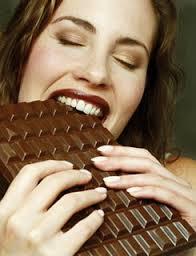 صورة تفسير حلم اكل الشوكولاته