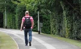 صورة تفسير حلم المشي