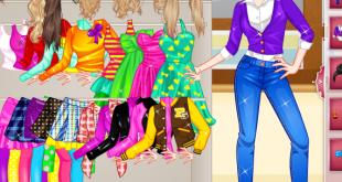 لعبة تلبيس بنات شيك , للاطفال العاب مشوقة ومسلية