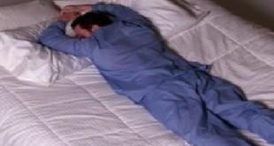 صور النوم على البطن في المنام