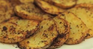 صورة طريقة عمل البطاطس المشوية , اشهى طعم بطاطس مشوي