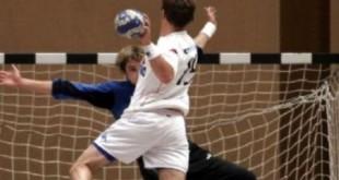 صورة عرض حول كرة اليد , مبارايات رياضة كرة اليد الراقية