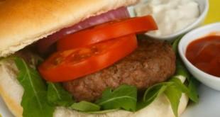 صورة برجر اللحم , كيف تحضر الذ برجر لحمة