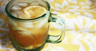 صورة الشاي بالزنجبيل , حافظي على رشاقة جسمك بشرب كوب منه مرتين