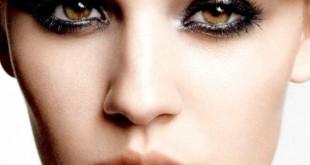 صورة كلام جميل عن العيون , نظرات العيون خاطفة للقلب